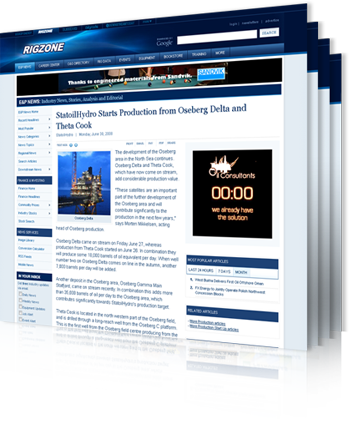rigzone post resume news map and image library rigzone news map